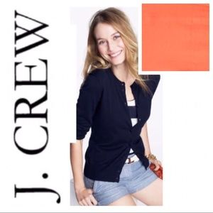 J. CREW The CLARE CARDIGAN Sweater Buttoned Down